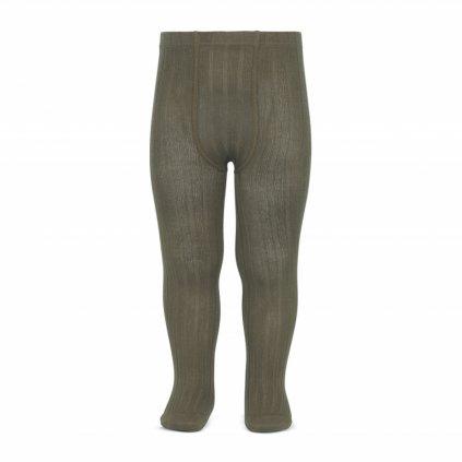 basic rib tights mink