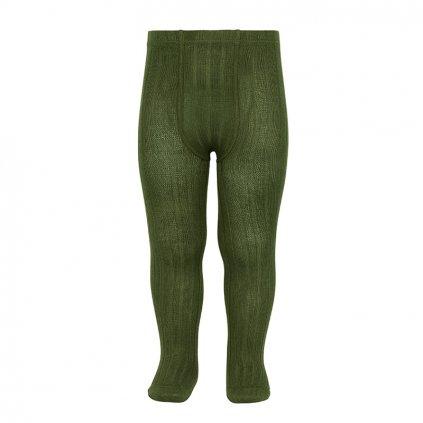 basic rib tights seaweed