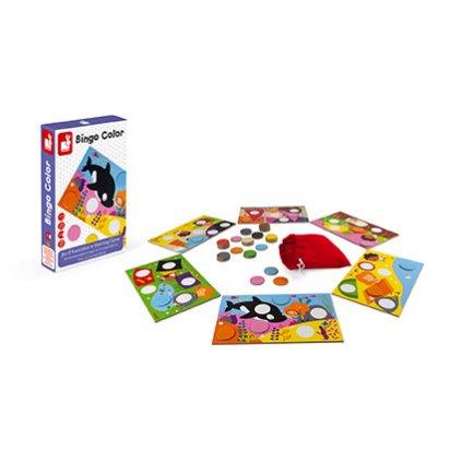 J02693 Janod Hra Bingo Color 2