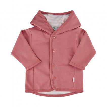Fixoni kojenecké oboustranný kabátek 422016-5718  GOTS certifikace