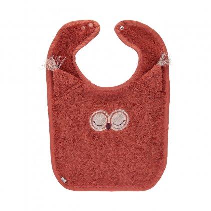 Pippi dětský bryndák 5202 -426  Organická bavlna