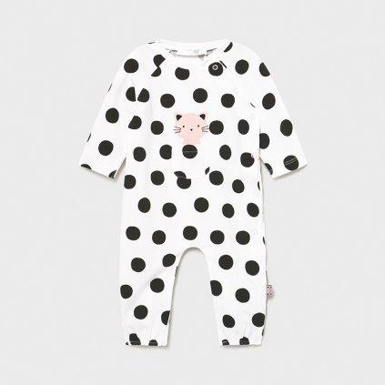Mayoral novorozenecké dívčí pyžamo 1615 - 067