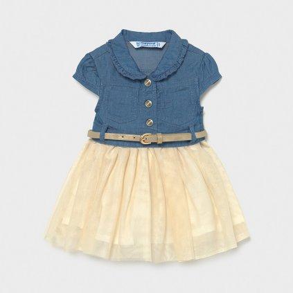 Mayoral dívčí šaty 1989 - 005