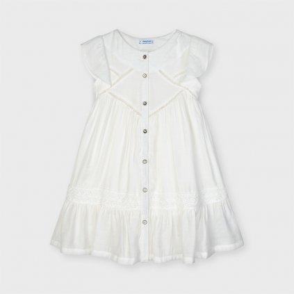 Mayoral dívčí šaty 3932 - 066  Viskóza