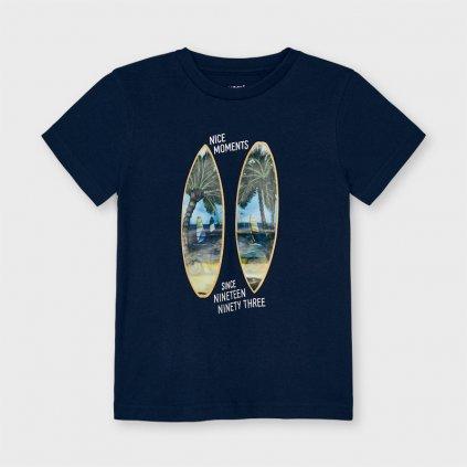 Mayoral chlapecké triko s krátkým rukávem 3030 - 057