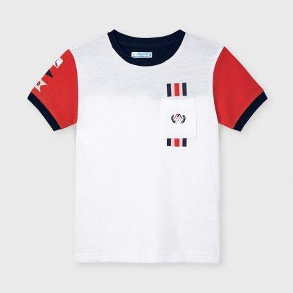 Mayoral chlapecké triko s krátkým rukávem 3046 - 072