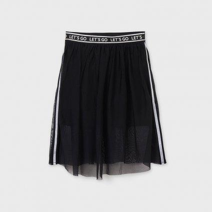 Mayoral dívčí tylová sukně s legínami 6912 - 003