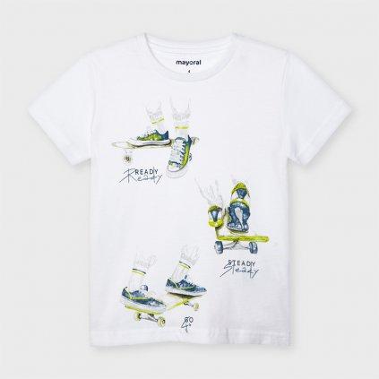 Mayoral chlapecké triko s krátkým rukávem 3043 - 069