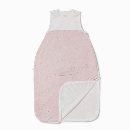 Copy of organic cotton bamboo baby clever sleepingbag1 bstardust 0.5tog nopocket grande