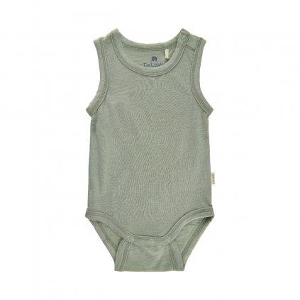 Celavi kojenecké dětské body bez rukávů 330368 - 9630