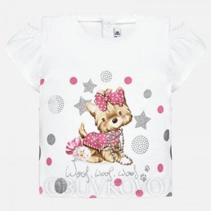 Mayoral dívčí tričko s krátkým rukávem 1007_55