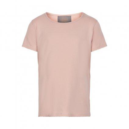 Creamie dívčí triko s krátkým rukávem 4691 - 514