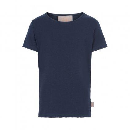 Creamie dívčí triko s krátkým rukávem 4691 - 870