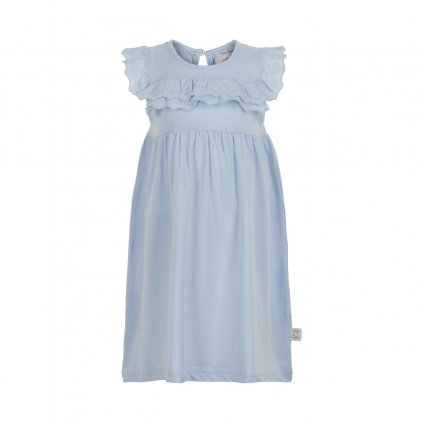 Creamie dívčí žerzejové šaty z organické bavlny 840314 - 7112  Organická bavlna