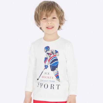 Mayoral chlapecké tričko s dlouhým rukávem 4025_053