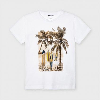 Mayoral chlapecké triko s krátkým rukávem 3032 - 065