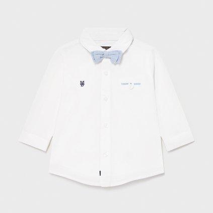 camisa manga larga algodon ecofriends bebe nino id 21 01120 095 800 4