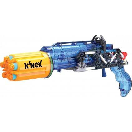 K´NEX stavebnice Pistole K - 25X Rotoshot Blaster 34147011