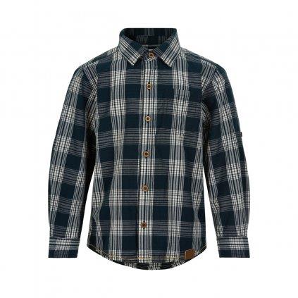 Minymo chlapecká košile s dlouhým rukávem 631068 - 7850