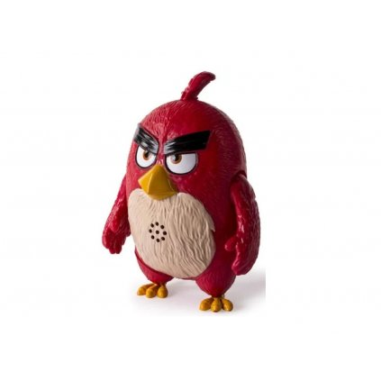 Angry Birds - akční postavičky Deluxe - červená 2966027803