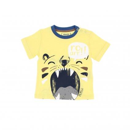 Primigi kojenecké triko s krátkým rukávem 47221101