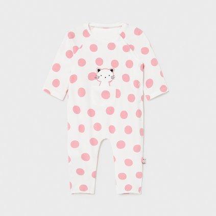 pijama punto lunares recien nacida nina id 21 01615 068 800 4