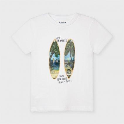 Mayoral chlapecké triko s krátkým rukávem 3030 - 056