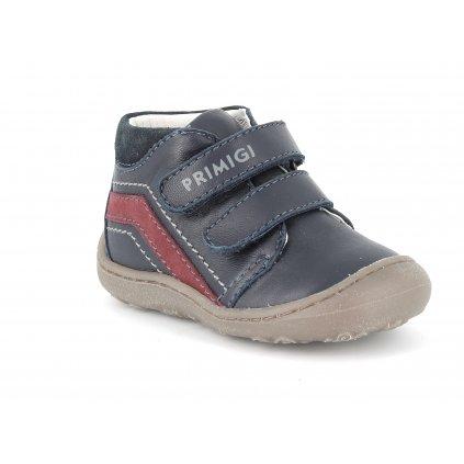 Primigi kožené boty pro první krůčky 8408000  Kůže