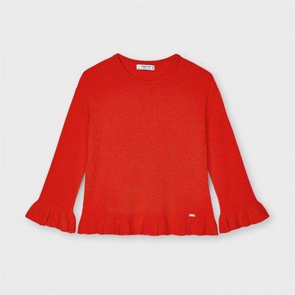 ecofriends ruffles sweater girl id 21 03323 091 800 4