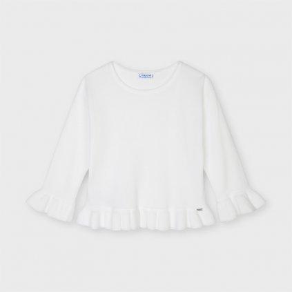 ecofriends ruffles sweater girl id 21 03323 092 800 4