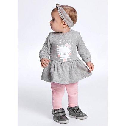 ecofriends fleece dress baby girl id 11 02929 011 L 2