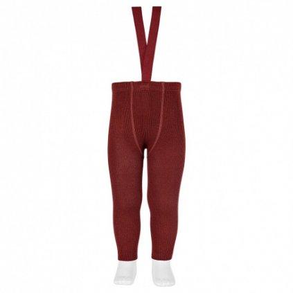 merino wool leggings elastic suspenders granet