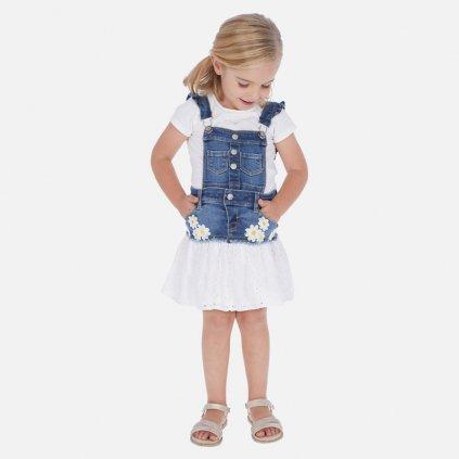 Mayoral dívčí laclová džínová sukně 3909_005