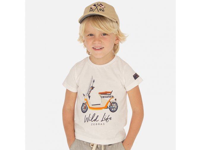 Mayoral chlapecké tričko 03071-061