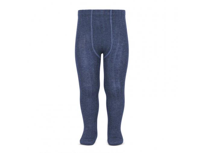 basic rib tights jeans