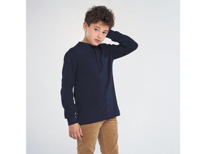 Mayoral chlapecké tričko s dlouhým rukávem 7043-019