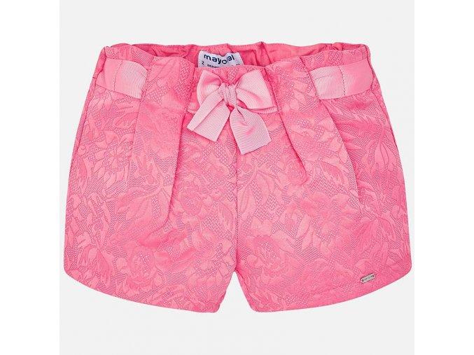 Mayoral dívčí kraťásky růžové 3201-19