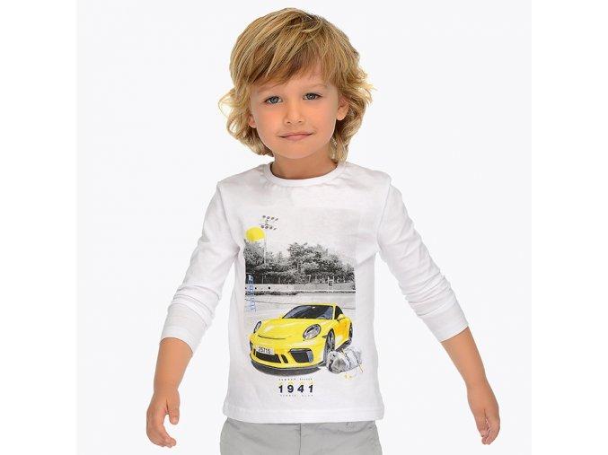 Mayoral chlapecké tričko s dlouhým rukávem 3046