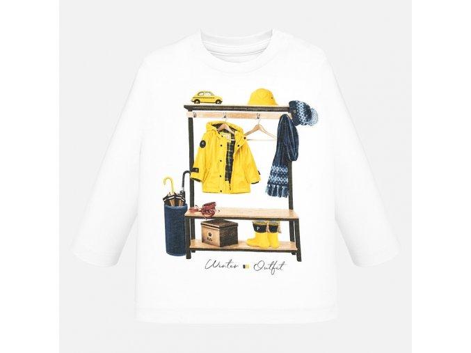 Mayoral chlapecké tričko s dlouhým rukávem 2023