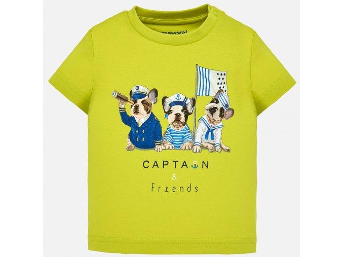 Mayoral chlapecké tričko s krátkým rukávem 1017_33