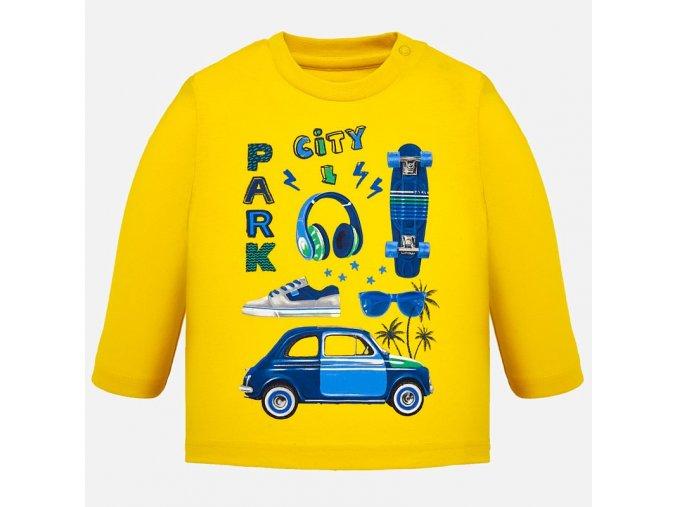 Mayoral chlapecké tričko s dlouhým rukávem 1032_62