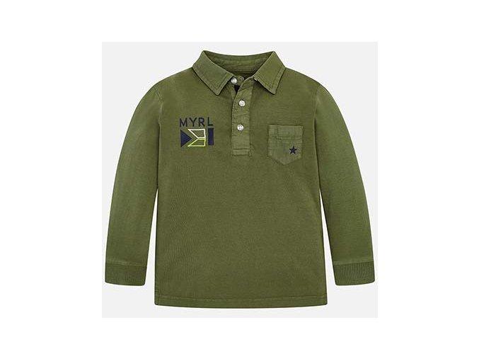 Mayoral chlapecké tričko s dlouhým rukávem 3127