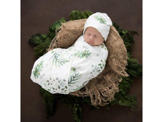Bavlněný spací pytel Enchanted