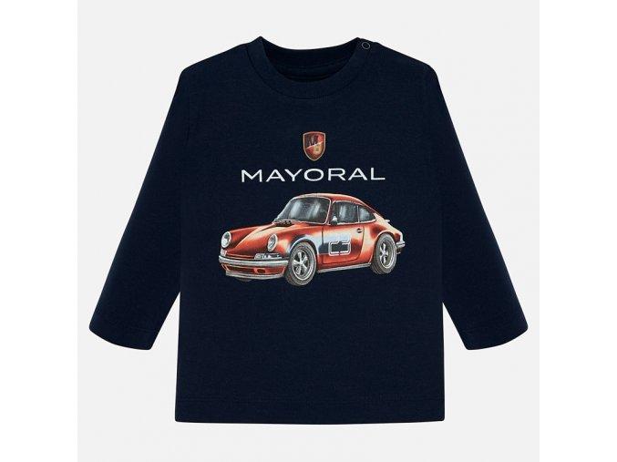 Mayoral chlapecké tričko s dlouhým rukávem 2017_87