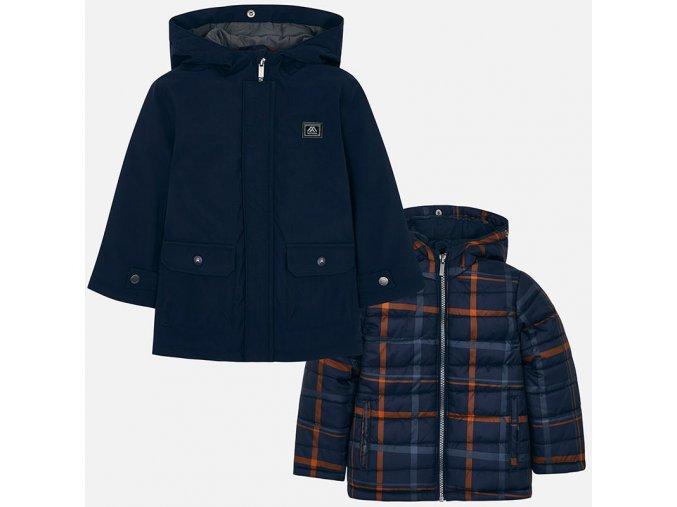 Mayoral 2x zimní bunda 4441