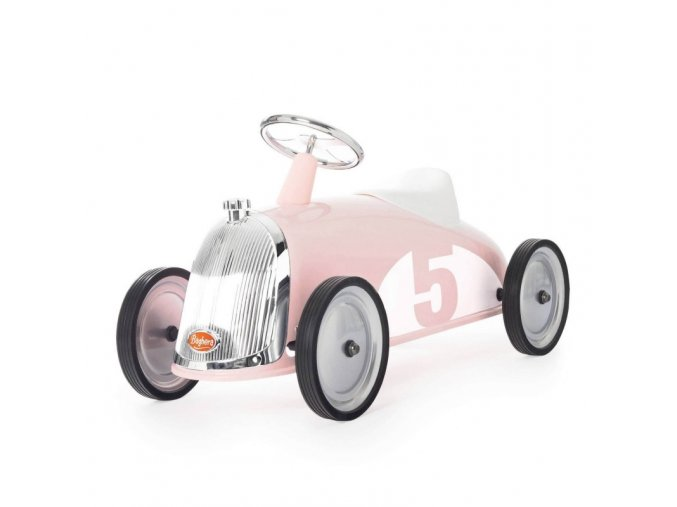 ride on rider petal pink