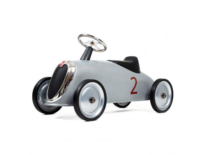 rutschauto rider silver