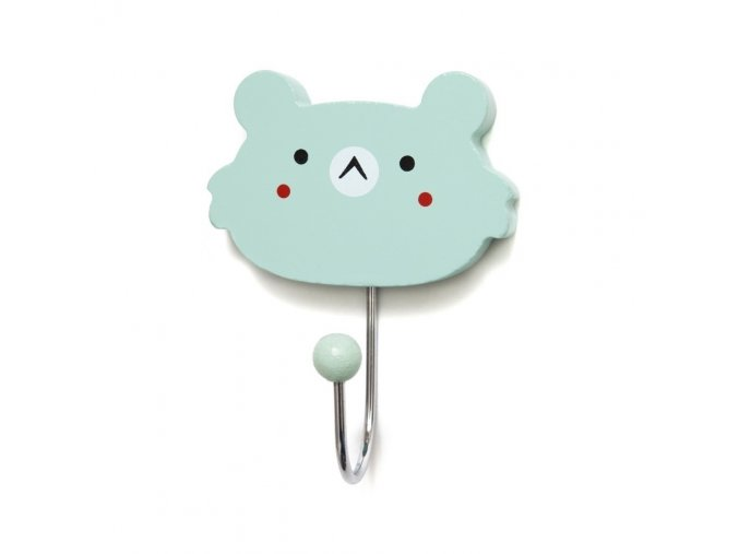 hook koala face hkf mint 002