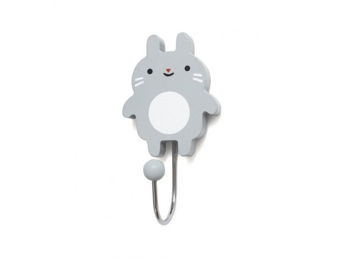 hook little bunny hlb grey 3