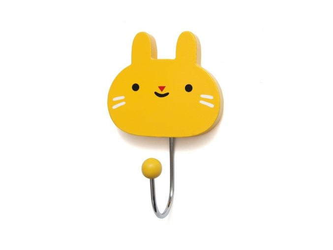 hook bunny face hbf yellow 2